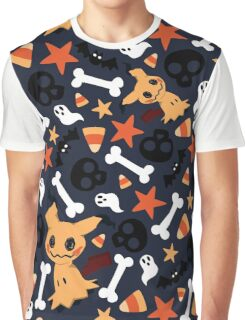 Mimikyu's Spooky Halloween! Graphic T-Shirt