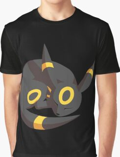 Sleeping Pokemon Graphic T-Shirt