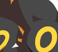 Sleeping Pokemon Sticker