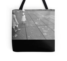 Paris. France. Kids Drawings. Photography ® Tote Bag