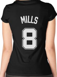 Patrick Mills Women's Fitted Scoop T-Shirt