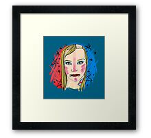 Unflagged Framed Print