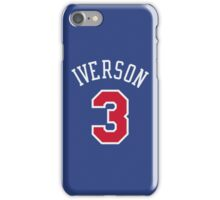Allen Inverson iPhone Case/Skin