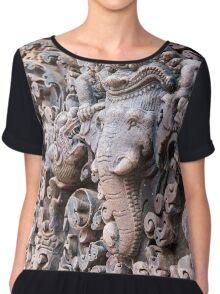 Ganesha Chiffon Top