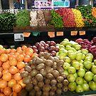 Colors of good health by nealbarnett