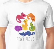 LGBT+ PRIDE CATS Unisex T-Shirt