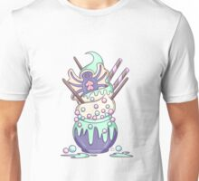 Halloween Spider Cookie Parfait Dessert Unisex T-Shirt