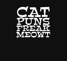 Cat puns freak meowt Unisex T-Shirt