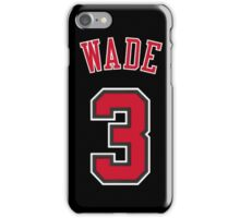 Dwyane Wade iPhone Case/Skin