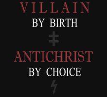 Born Villain  by AdamKadmon15