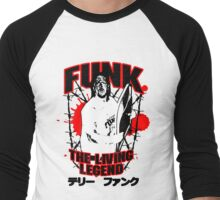 Terry Funk T - Shirt v3 Men's Baseball ¾ T-Shirt