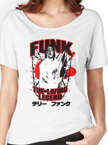 Terry Funk T - Shirt v3 Women's Relaxed Fit T-Shirt