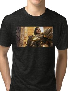 OVERWATCH HERO Tri-blend T-Shirt
