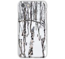 Norwegian wood iPhone Case/Skin