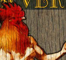 The Fighting McDonaghs Tavern Sticker