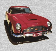 Aston Martin DB5 1964 T-Shirt