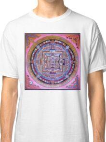 Kalachakra Sera - Mandala Classic T-Shirt