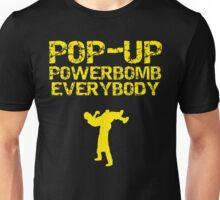 "Kevin Owens ""pop up powerbomb"" T - Shirt Unisex T-Shirt"