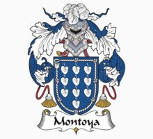 Montoya Coat of Arms (Spanish) by coatsofarms