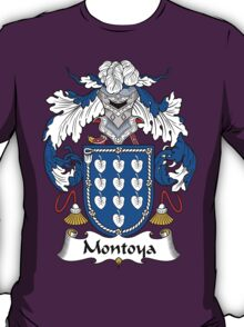 Montoya Coat of Arms (Spanish) T-Shirt
