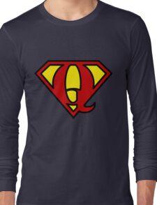 Super QGIS Long Sleeve T-Shirt