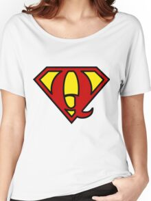 Super QGIS Women's Relaxed Fit T-Shirt