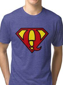 Super QGIS Tri-blend T-Shirt