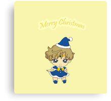 Haruka Christmas Canvas Print
