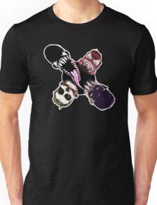 """Finn Balor (Prince Devitt) """"4 faces"""" T - Shirt Unisex T-Shirt"""