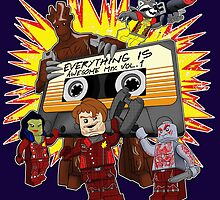Everything Is Awesome Mix by Robiberg