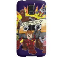 Everything Is Awesome Mix Samsung Galaxy Case/Skin