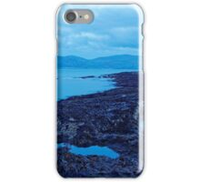 POINT COAST iPhone Case/Skin