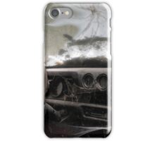 24.9.2016: Cobwebs in the Cockpit II iPhone Case/Skin