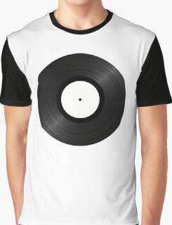 Vinyl - Classic design Graphic T-Shirt