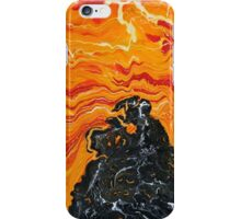 First Day in Hell iPhone Case/Skin