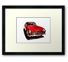 Aston Martin DB5 1964 Framed Print