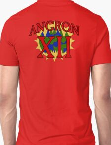 Angron - Sport Jersey Style T-Shirt