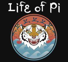Life of Pi Kids Tee