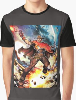 OVERWATCH HERO Graphic T-Shirt