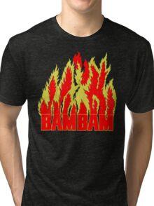 Bam Bam Bigelow t shirt Tri-blend T-Shirt
