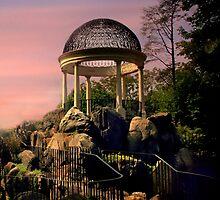 Sunrise Temple by Jessica Jenney