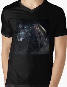 OVERWATCH HANZO Mens V-Neck T-Shirt