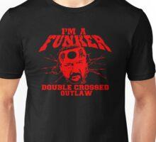 "ECW Terry Funk ""I'm a Funker T shirt"" Red Unisex T-Shirt"