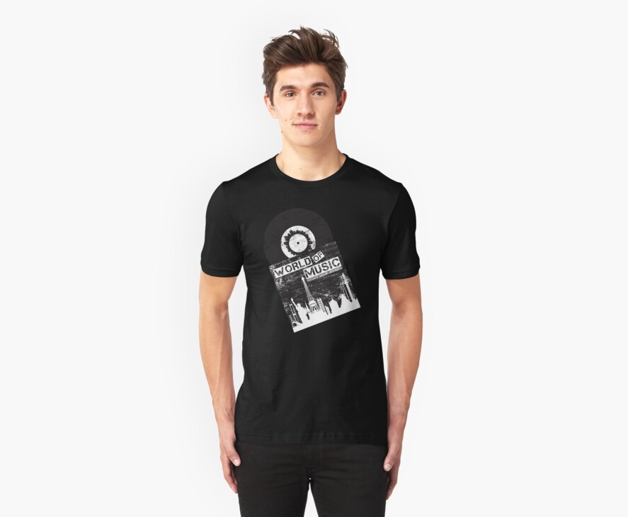 World Of Music by modernistdesign