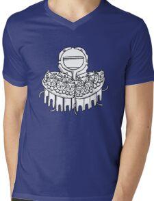 Cat Enthusiast  Mens V-Neck T-Shirt