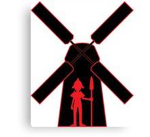 Don Quijote Canvas Print