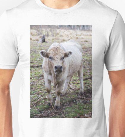 Bellowing Bull Unisex T-Shirt