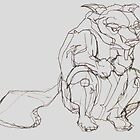 Beaver by h2bougis