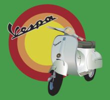 Vespa Kids Clothes