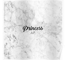 Princess AF - Tumblr Inspired Poster